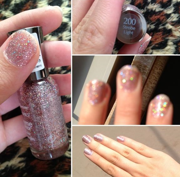 Лак Sally Hansen Xtreme wear №200 Strobe Light