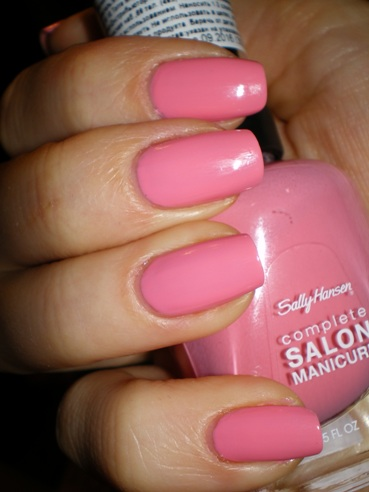 Лак Sally Hansen Salon №510 I Pink I Can