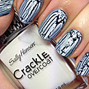 Лак Sally Hansen Crackle №01 Snow Blast