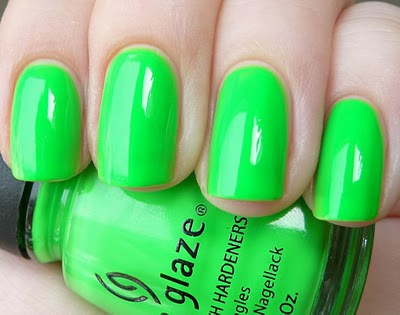 лак China Glaze Kiwi Cool-Ada