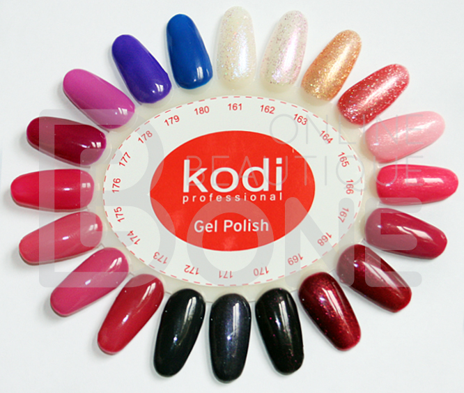 Гель-лак Kodi Gel Polish №169 12 мл купить в Bone.ua