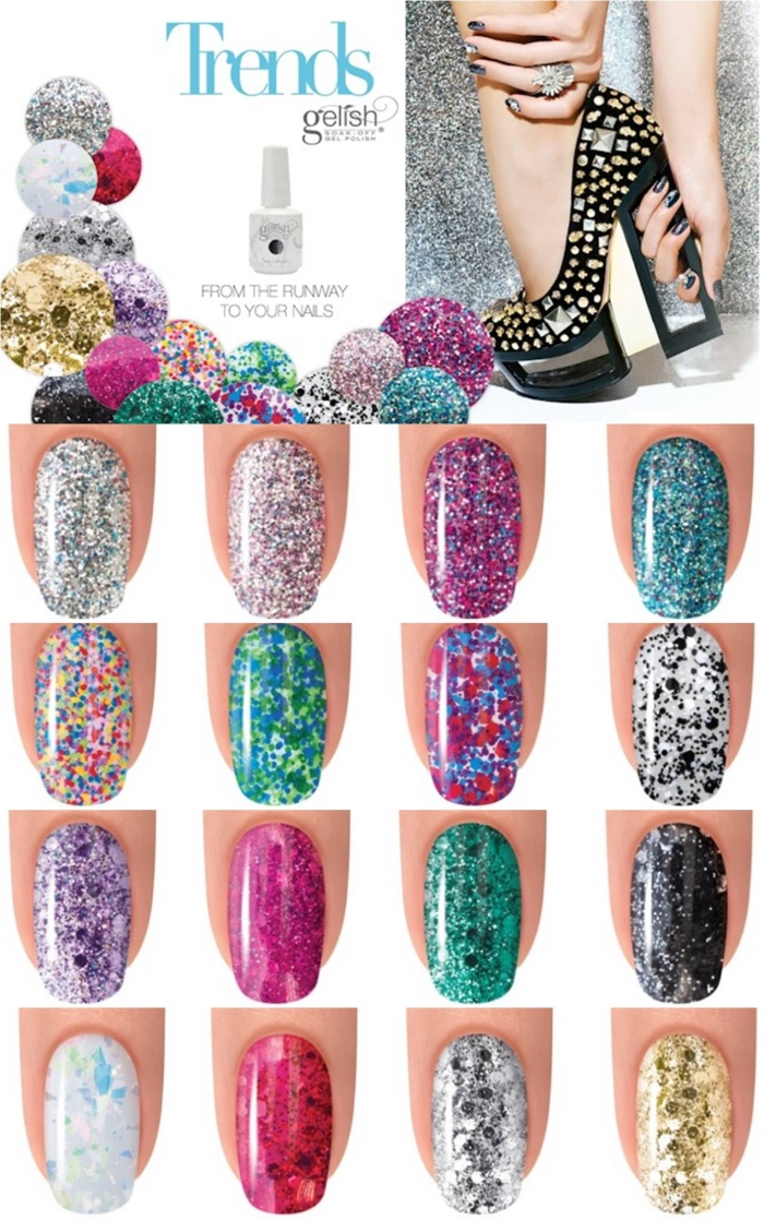Gelish Trends