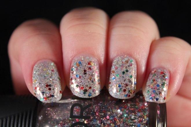 Лак ORLY Glitter Bomb