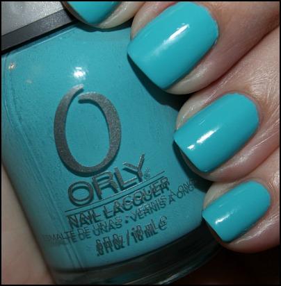 ORLY Frisky mini