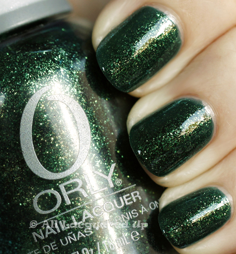 ORLY Meet Me Under The Mistletoe mini