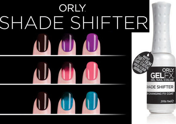 Orly Gel FX Shade Shifter 2013 Collection