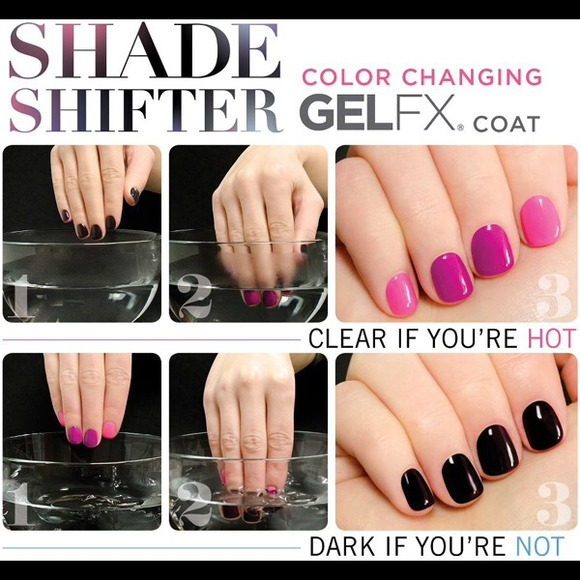 термо гель-лак Orly Gel FX Shade Shifter