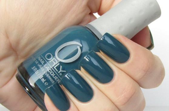 ORLY Sapphire Silk