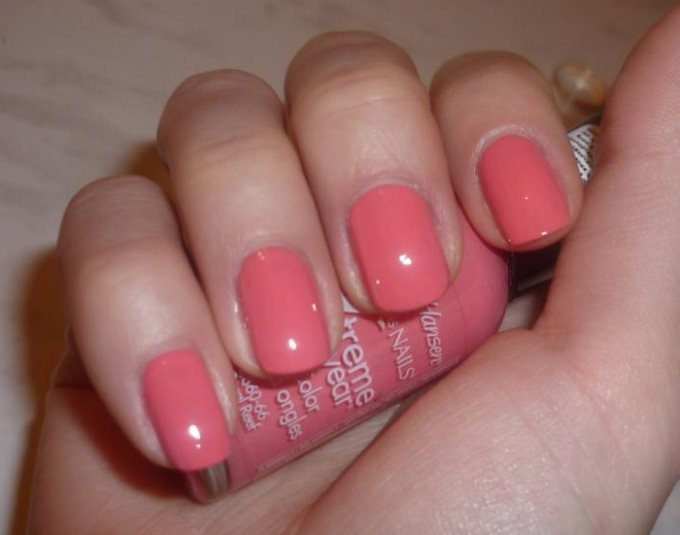 Лак Sally Hansen Xtreme wear №405 Coral Reef