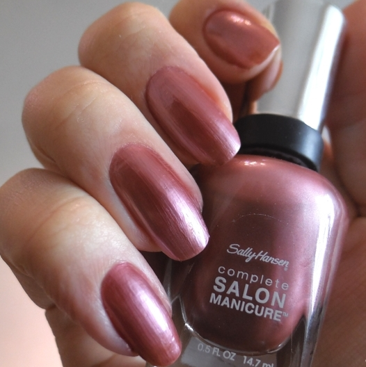 Лак Sally Hansen Salon №320 Raisin the Bar