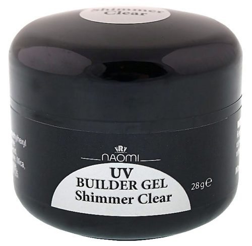 UV Builder Gel Shimmer Clear 28г