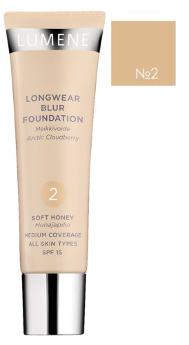 Longwear Blur Foundation №2 30 мл