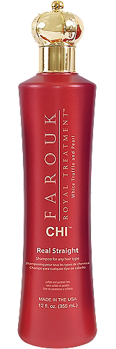 Farouk Royal Treatment by CHI Real Straight Shampoo 355 мл