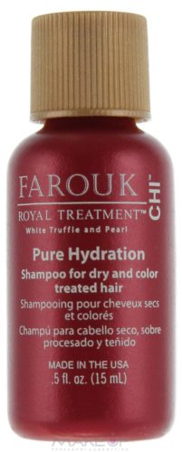 Farouk Royal Treatment by CHI Pure Hydration Shampoo 15мл