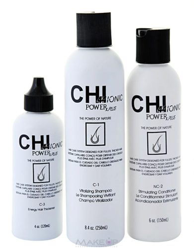 IONIC Power Plus Hair Loss Kit - For Normal to Fine Hair