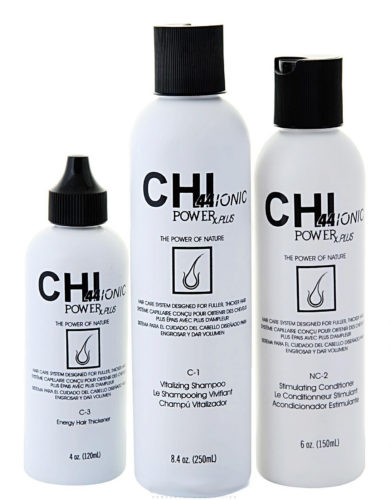 44 IONIC Power Plus Hair Loss Kit - For Chemically Treated & Dry Hair