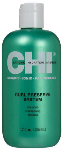 Curl Preserve System Shampoo 350 мл