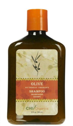 Olive Nutrient Therapy Shampoo 350 мл