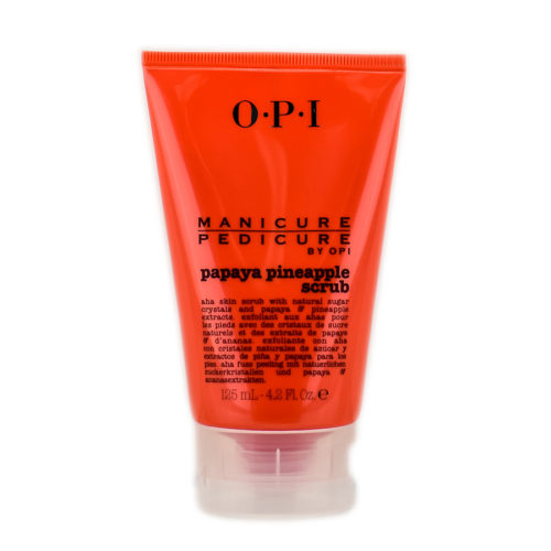 Manicure & Pedicure Scrub Papaya 125 мл