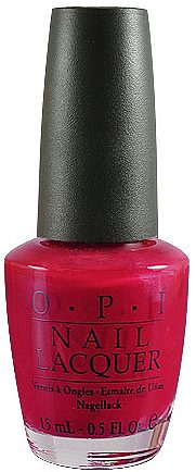 OPI red 15 мл