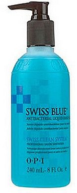 Swiss Blue Liquid Soap 240 мл