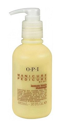 Manicure and Pedicure Massage Lemon Tonic 480 мл