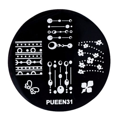 Disk for stamping Pueen № 31