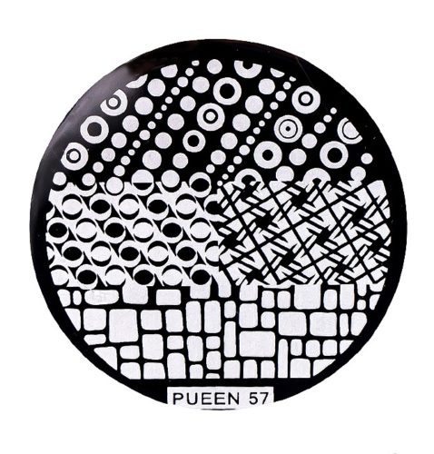 Disk for stamping Pueen № 57