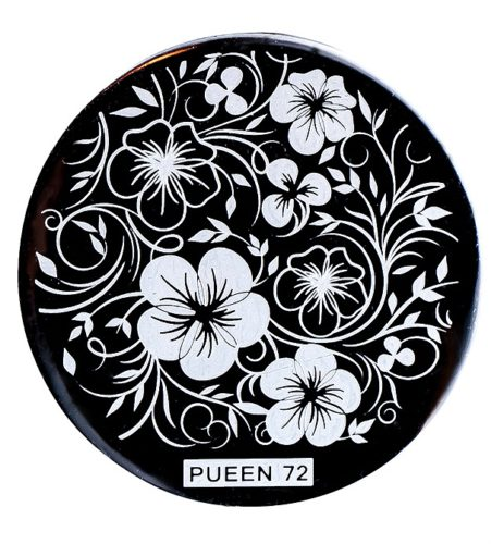 Disk for stamping Pueen № 72