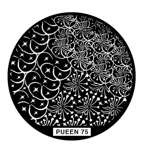 Disk for stamping Pueen № 75