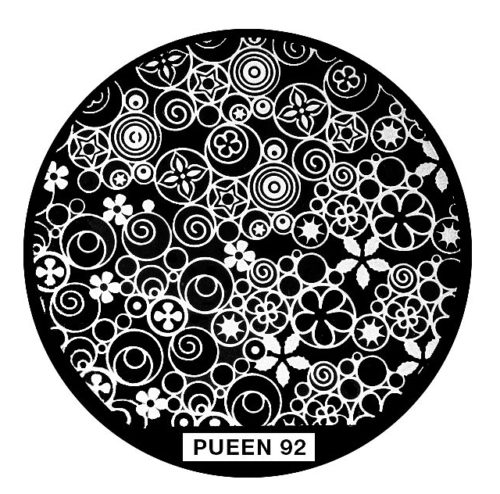 Disk for stamping Pueen № 92