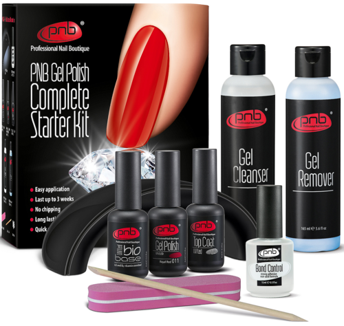 Complete Gel Polish Starter Kit