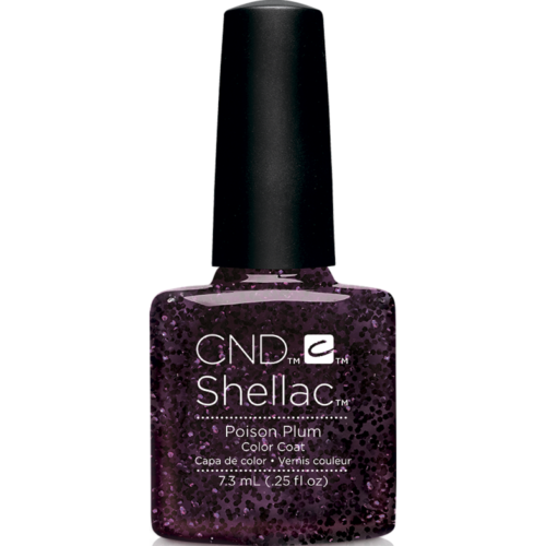 Shellac Poison Plum 7,3 мл