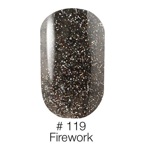 Gel Polish №119 Firework 6 мл