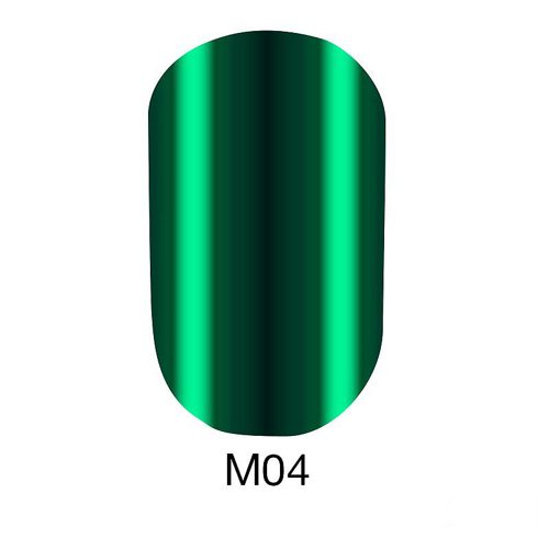 Gel Polish Metallic Collection M04 6 мл