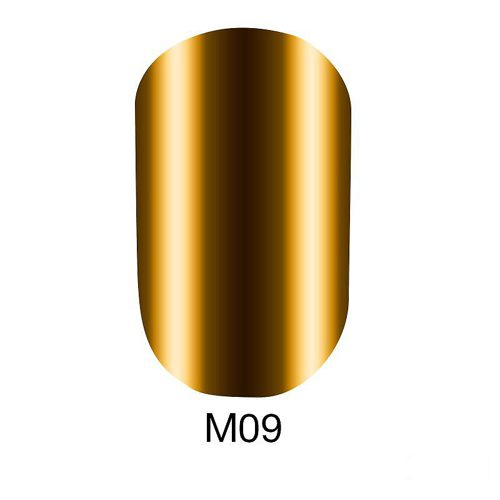 Gel Polish Metallic Collection M09 6 мл
