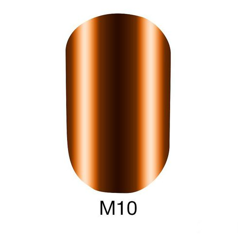 Gel Polish Metallic Collection M10 6 мл
