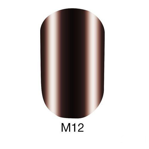 Gel Polish Metallic Collection M12 6 мл