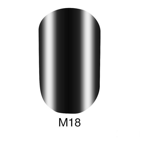 Gel Polish Metallic Collection M18 6 мл