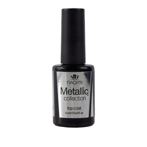 Gel Polish Metallic Collection Top Coat 12 мл