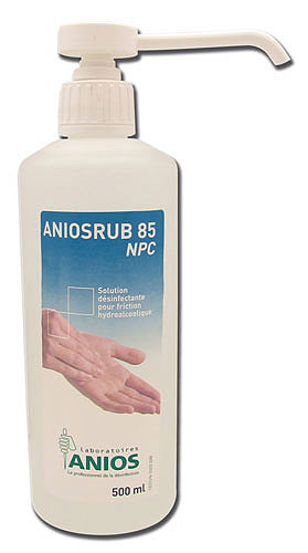 Aniosrub 85 NPC With Dispenser 500 мл