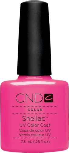 Shellac Hot Pop Pink 7,3 мл