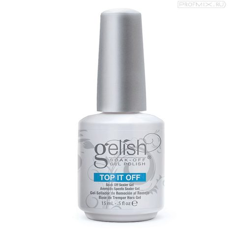 Gelish Top It Off Sealer Gel 15 мл