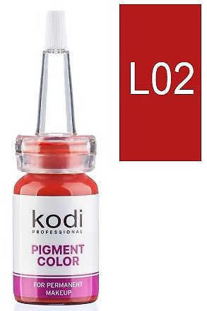 Pigment for Lips L02 10 мл