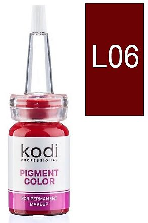 Pigment for Lips L06 10 мл