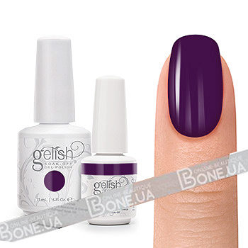 Gelish Plum Tuckered Out 15 мл