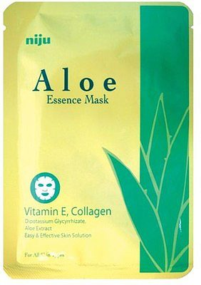 Aloe Essence Mask 17 мл