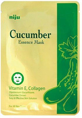Cucumber Essence Mask 17 мл
