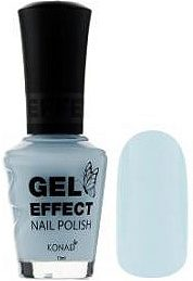 Gel Effect Nail Polish Baby Blue 15 мл