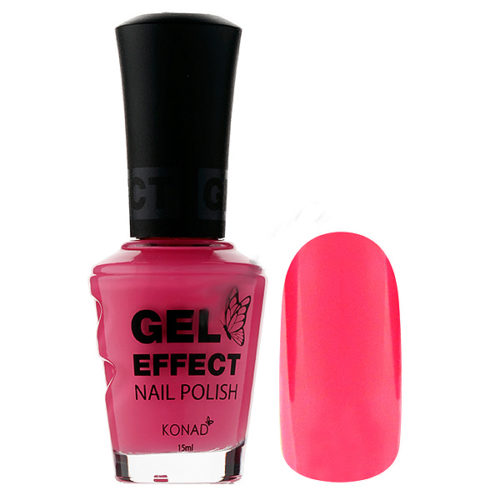 Gel Effect Nail Polish Cream Corel 15 мл
